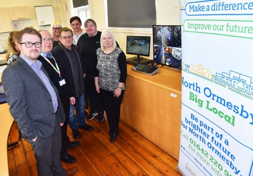 New Additions Boost CCTV Coverage in North Ormesby