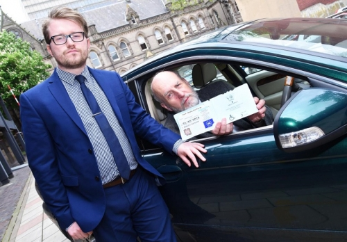 Warning Sounded Over Abuse of Disabled Parking Bays