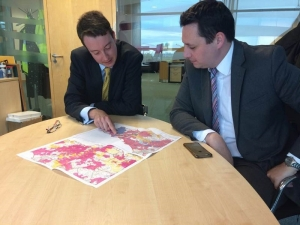 Simon Clarke MP presses Tees Valley Mayor for rural broadband investment