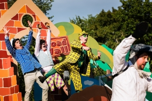 Join Ratty, Mole, Badger and the Fantastic Toad at Newham Grange Farm