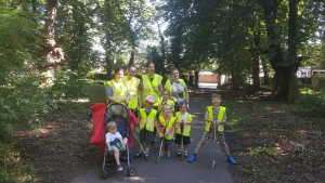 Prizes for Unusual Finds with New Litter Picking Group