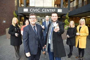 'Erimus Collective' Claim Silver in Local Authority Battle