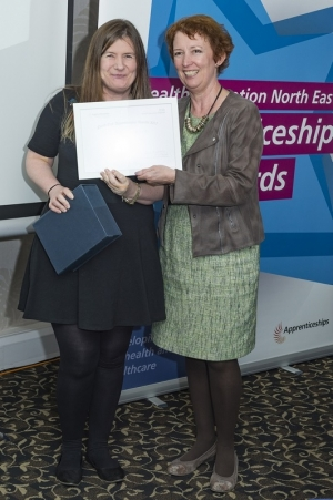 Awards Success for Trust's Apprentices