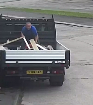 Appeal Over Brazen Fly-Tipper Caught on Camera