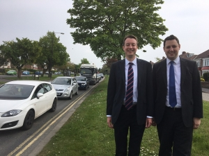 Simon Clarke MP urges Council to seize opportunity of £1 billion new Local Roads Fund