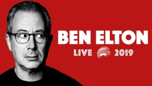 The Godfather of Comedy Ben Elton is Heading to Middlesbrough Town Hall!