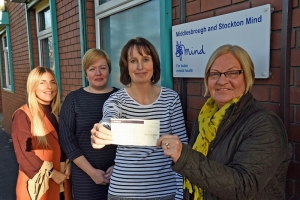 Crematorium Recycling Initiative Raises £5k for MIND