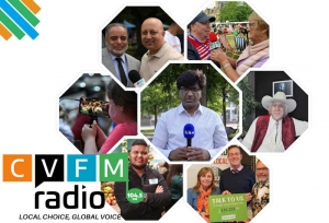 Welcome to CVFM Radio