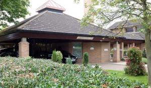 Teesside Crematorium Chapel of Remembrance Closed