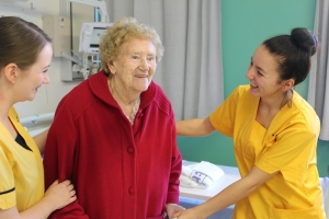 Patients Urged to Support Hospital Trust as it Announces Plans for a Perfect Week!