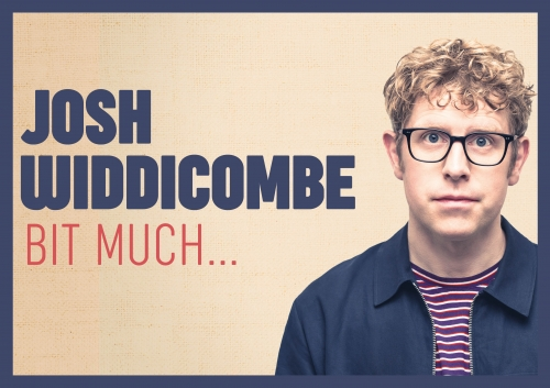 Josh Widdicombe coming to Yarm next Spring