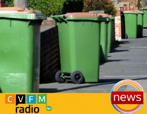 Reminder Issued Over Christmas and New Year Bins