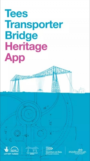 New Transporter App Launched to Celebrate Area's Heritage