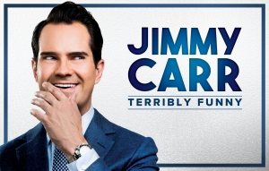 Second Date Added for Jimmy Carr's Terribly Funny Tour