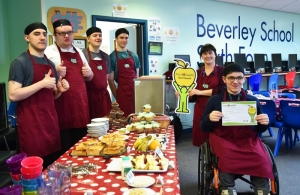 Food4health Gold Standard for School's Café VI Team