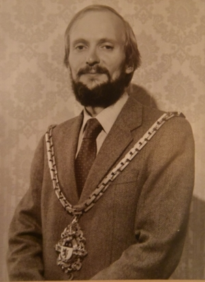 Tributes Paid to a Former Mayor of Middlesbrough