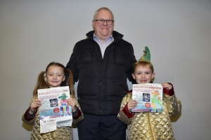 Local Youngsters to be Elves on Santa's Sleigh