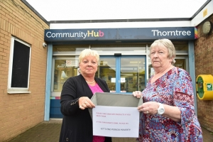 Middlesbrough Community Fights Period Poverty