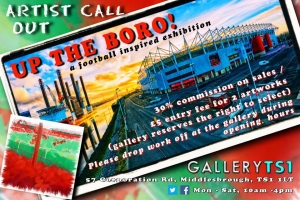 Open Exhibition - 'Up The Boro!' at Gallery TS1