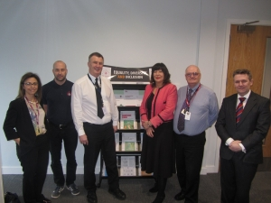 Cleveland Fire Brigade launches strategy in drive for Equality, Diversity and Inclusion