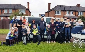 Family Fun Day Brings Local Community Together