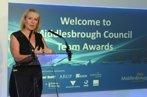 Team Work Honoured as Council Stars Take Centre Stage