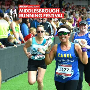 Middlesbrough to Lace Up for Brand New Running Festival